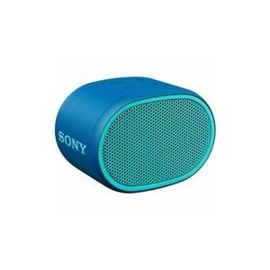 その他 SONY 重低音ワイヤレススピーカー L SRS-XB01LC ブルー ds-2268608