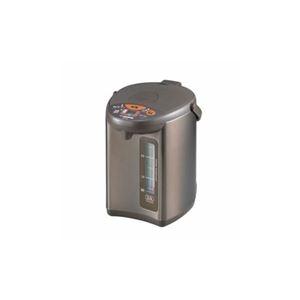 その他 象印 マイコン沸とう電動ポット 4.0L メタリックブラウン CD-WU40-TM ds-2269479