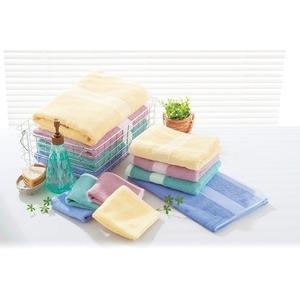 その他 抗菌防臭 バスタオル 同色4枚組セット アイボリー ds-2269636