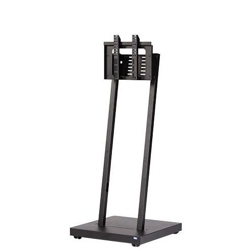 SDS エス・ディ・エス デジタルサイネージスタンド耐荷重15kg 黒 ミニマムタイプ DS-S15B1