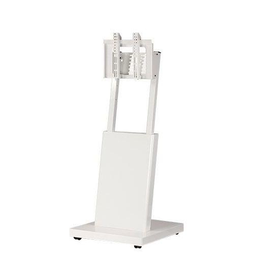 SDS エス・ディ・エス デジタルサイネージスタンド耐荷重15kg 白 エコノミータイプ DS-S15W2