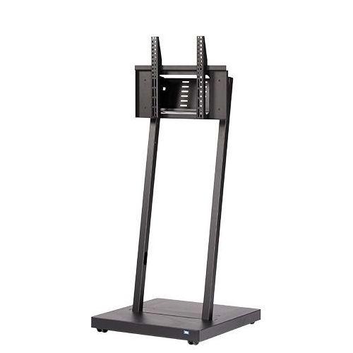 SDS エス・ディ・エス デジタルサイネージスタンド耐荷重30kg 黒 ミニマムタイプ DS-S30B1