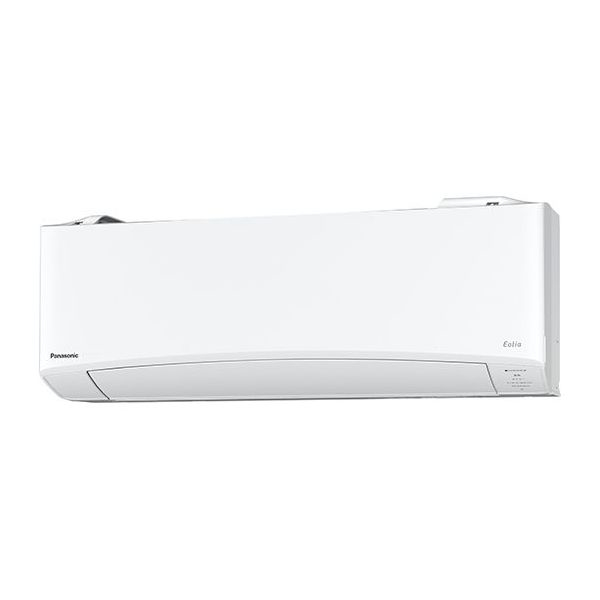 パナソニック インバーター冷暖房除湿タイプ エアコンセット おもに8畳用 /100V クリスタルホワイト CS-TX250D-W【納期目安:2週間】
