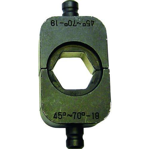 トラスコ中山 西田 六角圧縮用ダイス70 tr-1494026