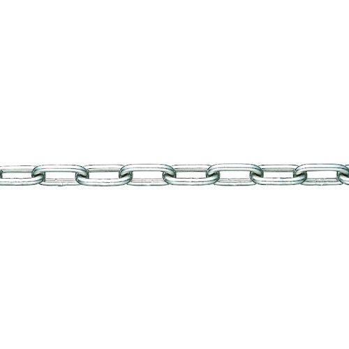 トラスコ中山 水本 SUS304ステンレスチェーン16-S 長さ・リンク数指定カット 1.1~2m tr-1540820