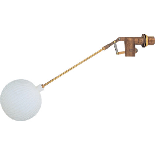 トラスコ中山 カクダイ 複式ボールタップ(ポリ玉) tr-8074921