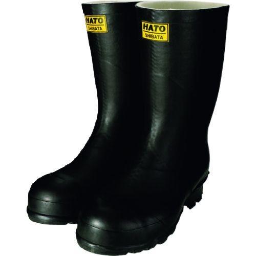 トラスコ中山 SHIBATA 安全長靴 安全防寒フェルト長 25.0 tr-1615561