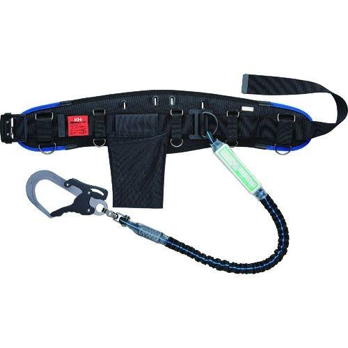 トラスコ中山 KH 補助帯付き 胴ベルト型安全帯 5250-KB+S1JDWB-17+47413BF tr-1677162