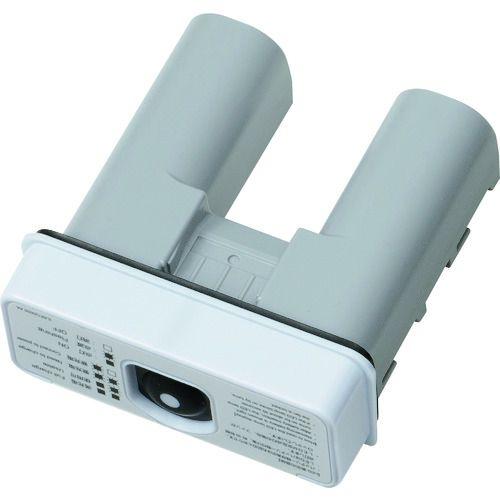 トラスコ中山 シゲマツ 電動ファン付き呼吸用保護具SY185-H用バッテリー BA-L2H 長時間タイプ tr-1467862