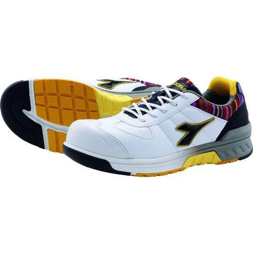 トラスコ中山 ディアドラ 安全作業靴 ブルージェイ 24.5cm tr-1282804