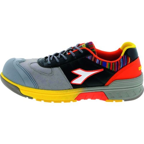 トラスコ中山 ディアドラ 安全作業靴 ディアドラ ブルージェイ tr-1497094