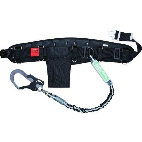 トラスコ中山 KH 補助帯付き 胴ベルト型安全帯 RY5250+S1JDWS-17+47633F tr-1675590