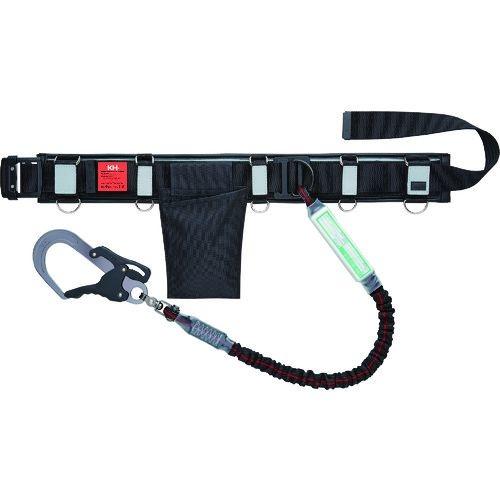 トラスコ中山 KH 補助帯付き 胴ベルト型安全帯 BS500+S1JDWK-17+47413RF tr-1675627