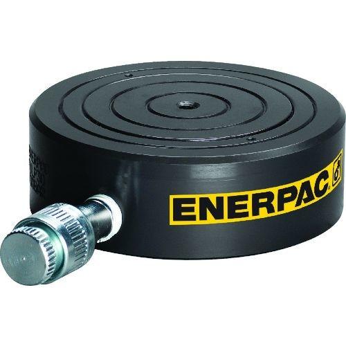 トラスコ中山 エナパック ストップリング付きウルトラフラット油圧シリンダ tr-1491730