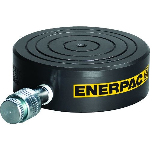 トラスコ中山 エナパック ストップリング付きウルトラフラット油圧シリンダ tr-1491732