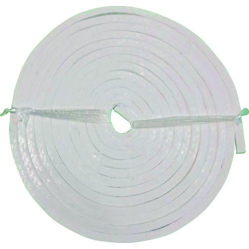 トラスコ中山 ダイコー グランドパッキン D4102 テフロン含浸テフロンファイバー 幅11.1mm tr-1494677