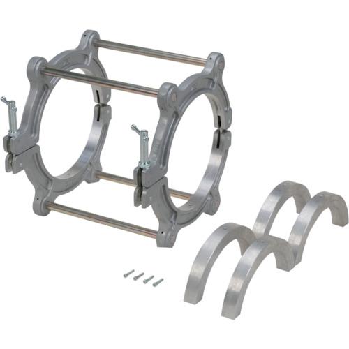 トラスコ中山 MCC ソケットクランプ200/150ライナー付(ドラムタイプ)分離タイプ tr-8112878