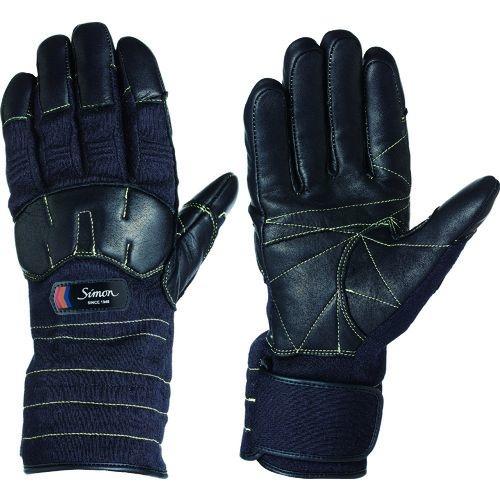 トラスコ中山 シモン 災害活動用保護手袋(アラミド繊維手袋) KG-180 LL tr-1495713