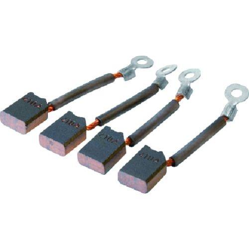 トラスコ中山 Movexx 交換用スペアパーツ エンジン用ブラシ 4個セット tr-1610605