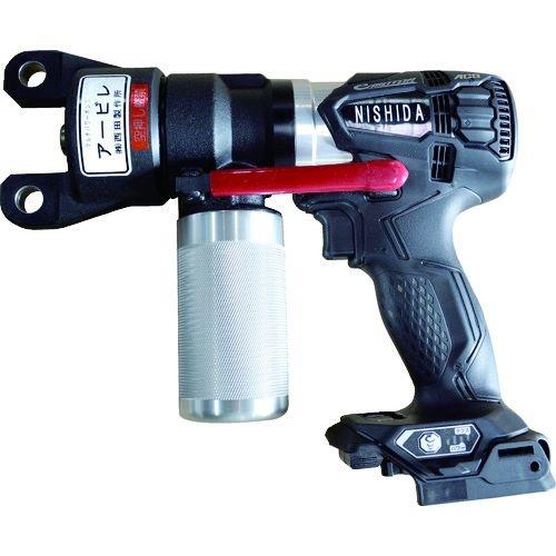 トラスコ中山 西田 マルチパワーツール 充電式油圧ポンプ tr-1493547