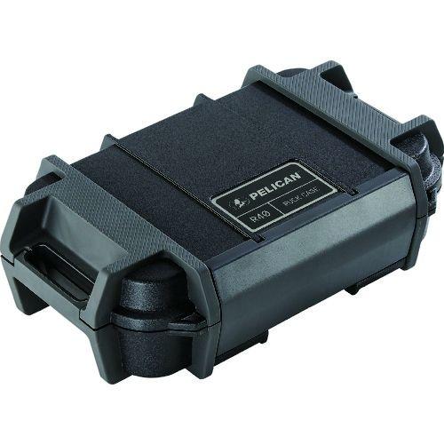 トラスコ中山 PELICAN Ruck Case R40 ブラック tr-1613368