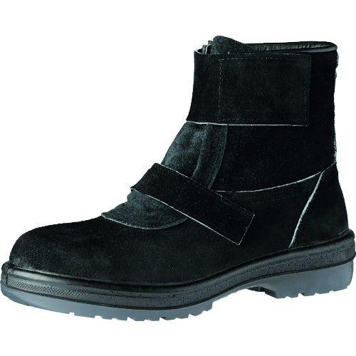 トラスコ中山 ミドリ安全 熱場作業用安全靴 RT4009N 24.5CM tr-1613356