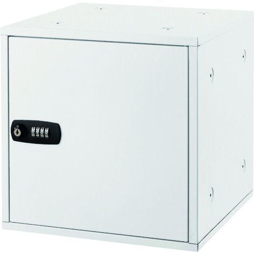 トラスコ中山 アスカ 組立式収納ボックス ホワイト tr-1585989