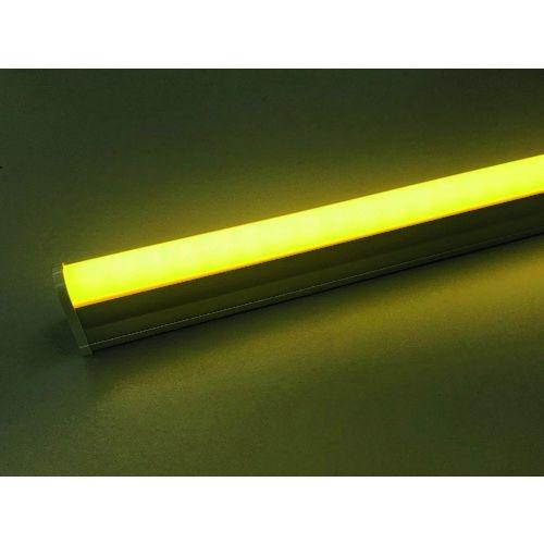 トラスコ中山 トライト LEDシームレス照明 L900 黄色 tr-1489860