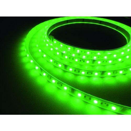 トラスコ中山 トライト LEDテープライト 16.6mmP 緑色 1M巻 tr-1489830