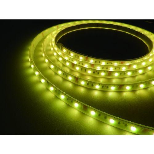 トラスコ中山 トライト LEDテープライト 16.6mmP 黄色 1M巻 tr-1489832