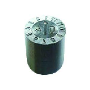 トラスコ中山 浦谷 金型デートマークYM型 外径10mm tr-1615393