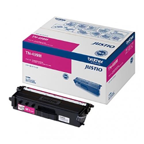 ブラザー JUSTIO トナーカートリッジ TN-499M 4977766773287