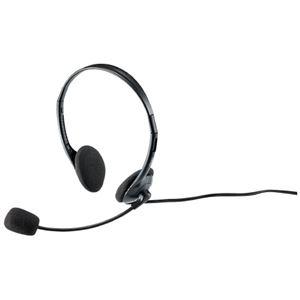 その他 (まとめ)ナカバヤシ 両耳用ヘッドセット・MHM-S24BK(×10セット) ds-2276230