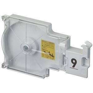 その他 (まとめ)カシオ計算機 ラテコ専用テープアダプターTA-9(×20セット) ds-2276283