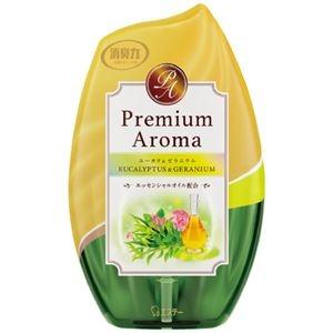 その他 (まとめ)エステー お部屋の消臭力Premium Aroma ユーカリ(×20セット) ds-2276373