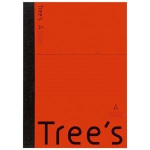 その他 (まとめ)ジョインテックス Trees B5 A罫30枚 レッド 10冊(×30セット) ds-2278472