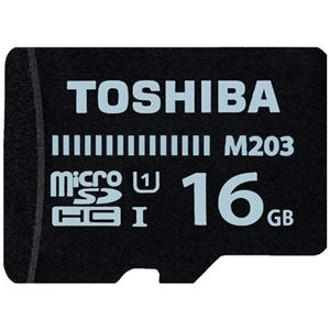 その他 (まとめ)東芝 microSDHCカード 16GB MU-J016GX(×10セット) ds-2278583