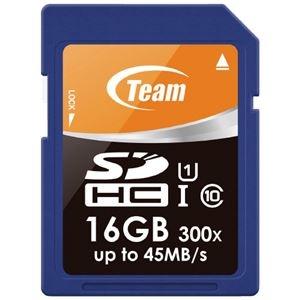 その他 (まとめ)TEAM SDHCカード 16GB TG016G0SD3FT(×30セット) ds-2278607