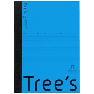 その他 (まとめ)キョクトウ・アソシエイツ Trees B5 B罫 30枚 ライトブルー(×300セット) ds-2278673