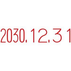 その他 (まとめ)サンビー テクノタッチ回転印 本西暦日付4号 TK-CR04(×30セット) ds-2278798