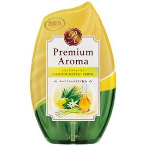 その他 (まとめ)エステー お部屋の消臭力Premium Aroma レモングラス(×50セット) ds-2278972