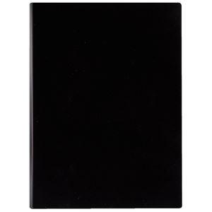 その他 (まとめ)セキセイ クリップファイルA4 ブラック ACT-5924-60(×50セット) ds-2279123