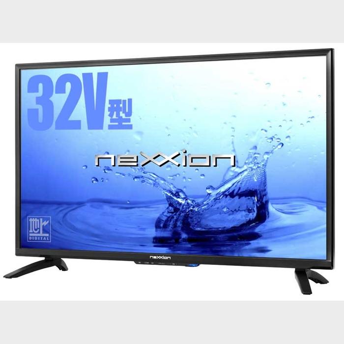 【送料無料】Nexxion 32V型地上波デジタルハイビジョン液晶テレビ (FTA3215B) ネクシオン Nexxion 32V型地上波デジタルハイビジョン液晶テレビ FT-A3215B