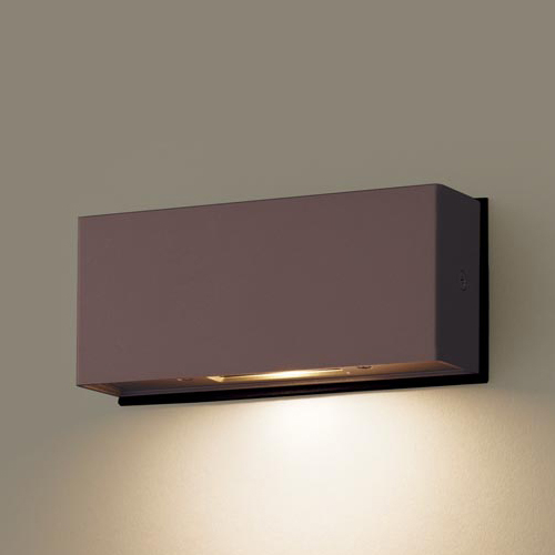 パナソニック 表札灯10形電球色 LGW46154LE1