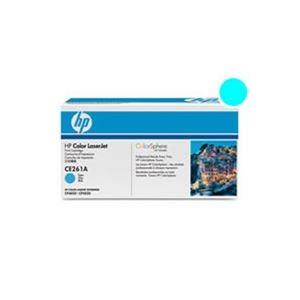 その他 【純正品】 HP インクカートリッジ/トナーカートリッジ 【CE261A HP648A C シアン】 ds-1239847