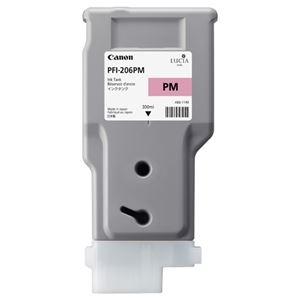 その他 (まとめ) キヤノン Canon インクタンク PFI-206 顔料フォトマゼンタ 300ml 5308B001 1個 【×3セット】 ds-1573282