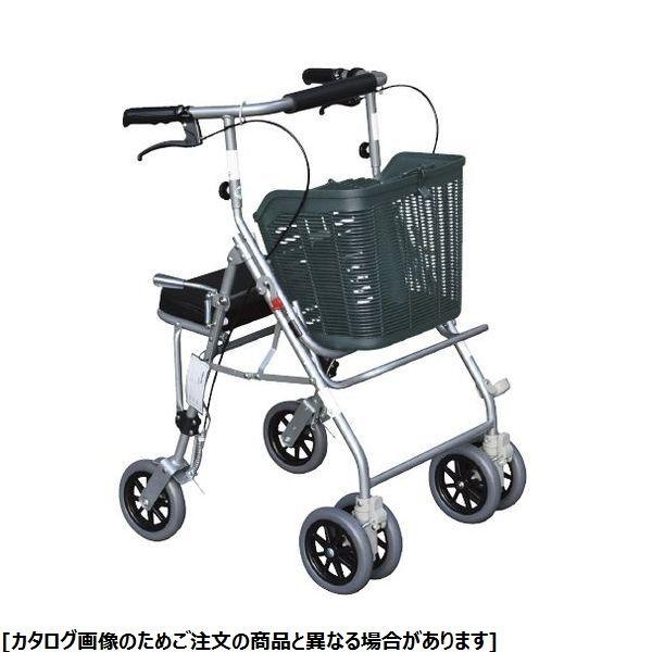 その他 睦三 歩行補助車 カーレマン No.605 06-2765-00【納期目安:1週間】