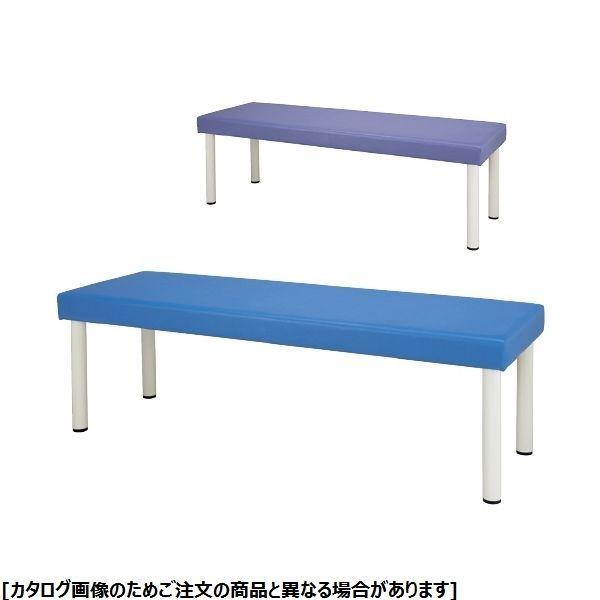 松吉医科器械 マイスコ診察台(カラータイプ) MY-ET6555 水色 22-2210-0411