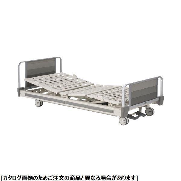 パラマウント 一般病室向けベッド 5000シリーズ 手動式3クランク KA-59121A 23-3101-03【納期目安:1週間】