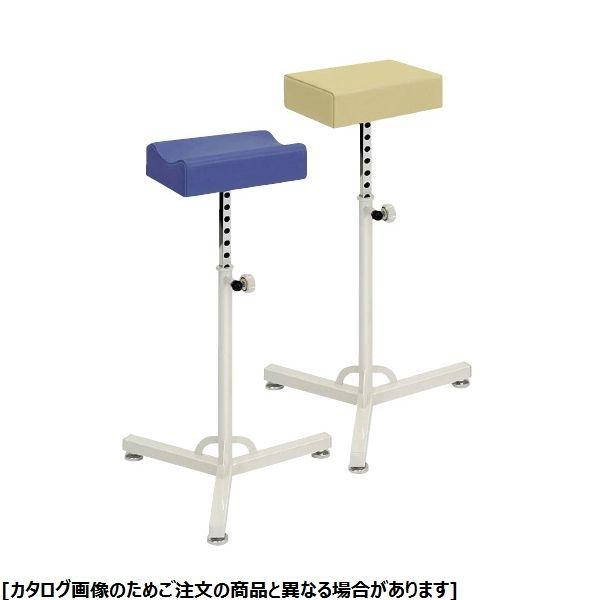 高田ベッド製作所 上肢台 TB-512-01 R面タイプ レッド 24-2269-0014【納期目安:1週間】
